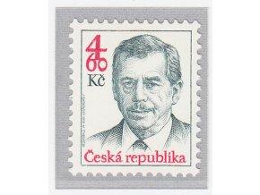 ČR 168 Prezident ČR Václav Havel