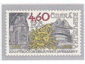ČR 1998 / 173 / 100. výr. založenia hvezdárne v Ondřejově