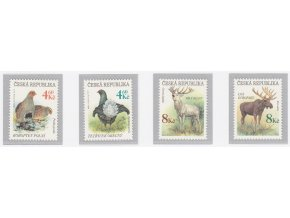 ČR 179-182 Ochrana prírody - fauna