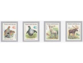 ČR 1998 / 179-182 / Ochrana prírody - fauna