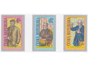 ČR 1998 / 185-187 / Osobnosti