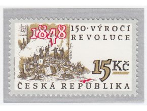 ČR 188 150. výr. revolúcie 1848
