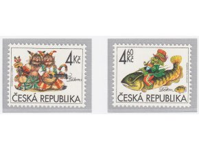 ČR 1998 / 189-190 / Deťom