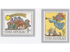 ČR 1998 / 198-199 / Vianoce