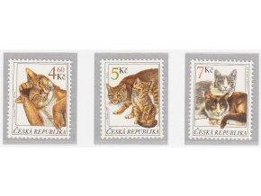 ČR 205-207 Chovateľstvo - mačky