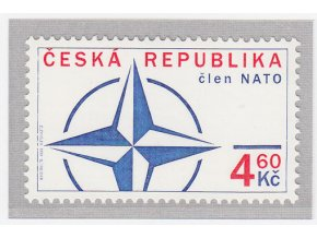 ČR 1999 / 213 / Vstup ČR do NATO