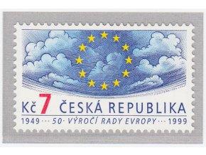 ČR 214 50. výr. založenia Rady Europy