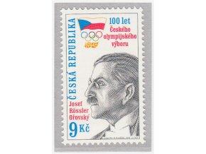 ČR 1999 / 215 / 100. výr. Českého olympijského výboru