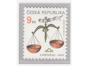 ČR 1999 / 218 / Znamenia zverokruhu