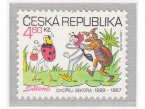 ČR 1999 / 219 / Deťom