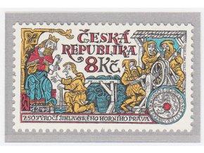 ČR 224 750. výročie jihlavského banského práva