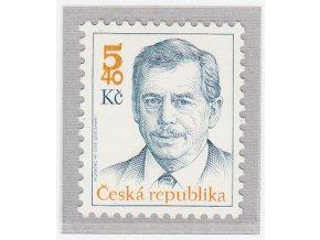 ČR 248 Prezident ČR Václav Havel