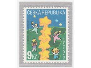 ČR 2000 / 253 / EUROPA - Europa očami detí