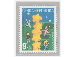 ČR 253 EUROPA - Europa očami detí