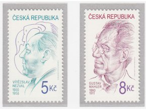ČR 256-257 Osobnosti