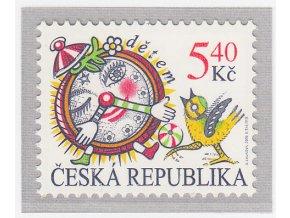 ČR 2000 / 259 / Deťom
