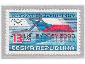 ČR 2000 / 268 / LOH Sydney