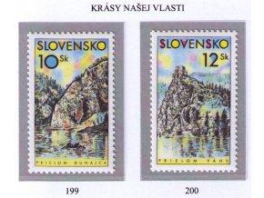 SR 2000 / 199-200  / Krásy našej vlasti