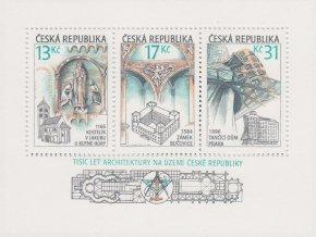 ČR 285-287 H 1000 r. architektúry na území ČR