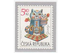 ČR 295 Gratulačná známka