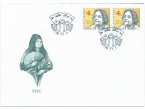 SR 2000 / 201-202 / Osobnosti FDC