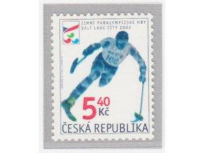 ČR 2002 / 315 / Zimné paralympijské hry