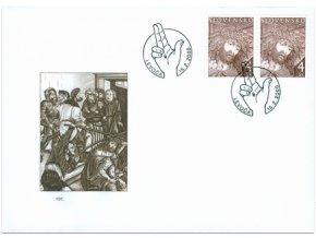 SR 2000 / 204 / Krížová cesta FDC
