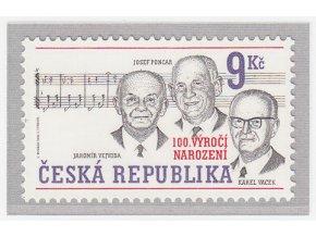 ČR 316 Osobnosti populárnej hudby