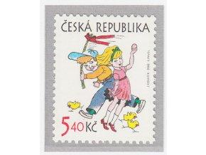 ČR 2002 / 317 / Veľká noc
