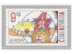 ČR 320 EUROPA - cirkus