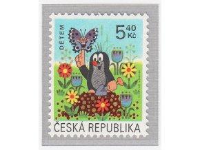 ČR 2002 / 323 / Deťom