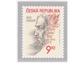 ČR 2002 / 325 / Češi Európe - Majster Jan Hus