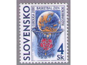 SR 206 Euroliga 2000 - basketbal žien