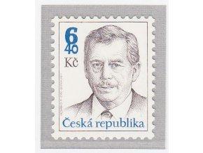 ČR 335 Prezident ČR Václav Havel