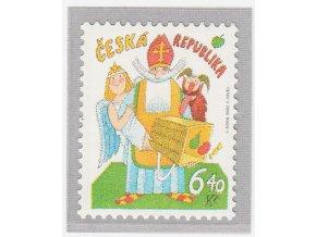 ČR 2002 / 336 / Mikulášska nádielka