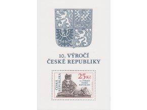 ČR 346 H 10. výročie vzniku ČR