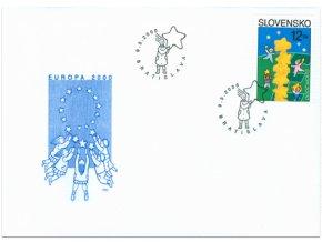 SR 2000 / 208 / EUROPA 2000 FDC