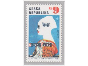 ČR 2003 / 355 / EUROPA - umenie plagátu