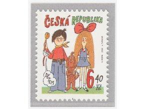ČR 2003 / 358 / Deťom