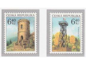 ČR 2003 / 360-361 / Rozhľadne