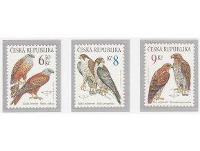 ČR 372-374 Ochrana prírody - dravé vtáky