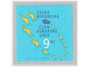 ČR 394 Vstup ČR do EU