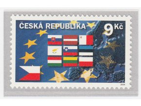 ČR 395 10 nových členských krajín EU