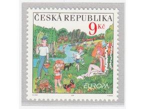 ČR 396 EUROPA - prázdniny