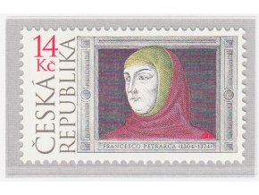 ČR 2004 / 404 / Francesco Petrarca