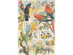ČR 409-412 H Chovateľstvo - papagáje