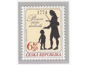 ČR 2004 / 413 / Zavedenie povinnej školskej dochádzky