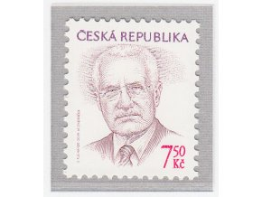ČR 426 Prezident ČR Václav Klaus