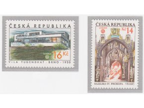 ČR 2005 / 429-430 / Krásy vlasti