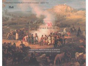 ČR 435 H 200. výročie bitky pri Slavkove
